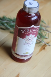 My favorite Kombucha treat