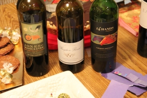 Cabernets - Jones of Washington, Heydon Road and 14 Hands