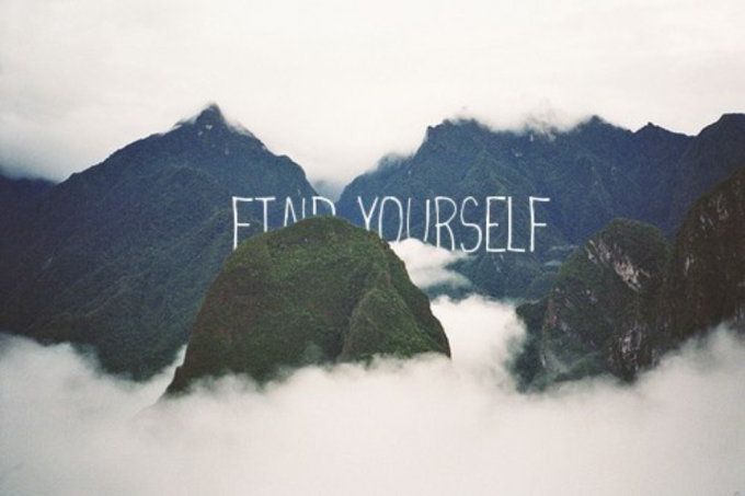 Find Yourself Image