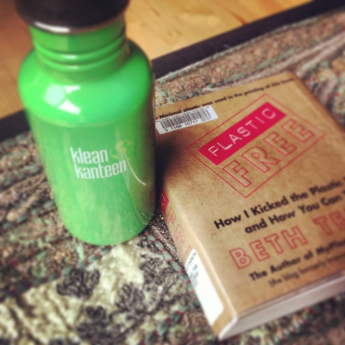 Kleen Kanteen and Beth's book