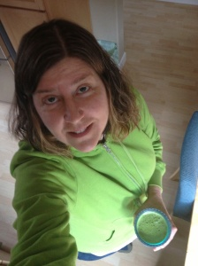 Juicing with no Make-up