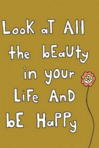 Look at Beauty Poster