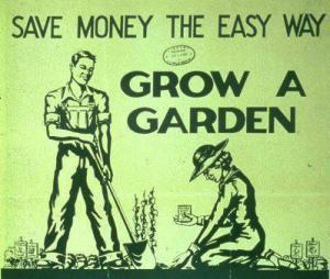 Grow a Garden Poster