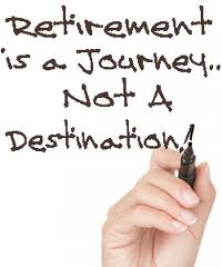 Retirement is a Journey