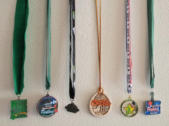 Half Marathon Medals