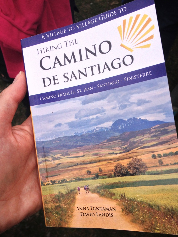 New book on the Camino