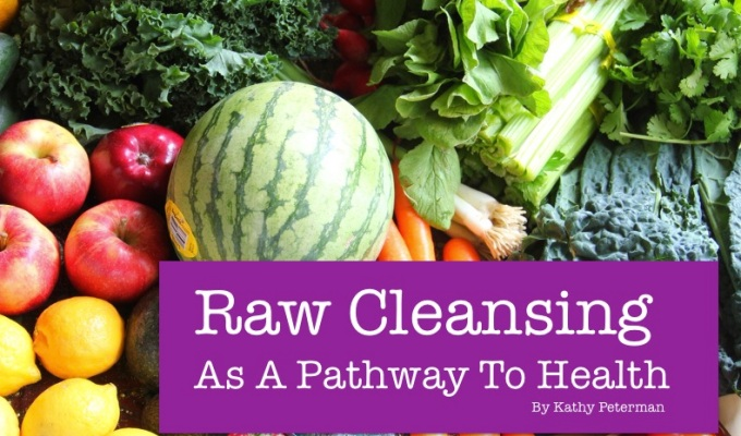 Raw Cleansing as a Pathway to Health E-book