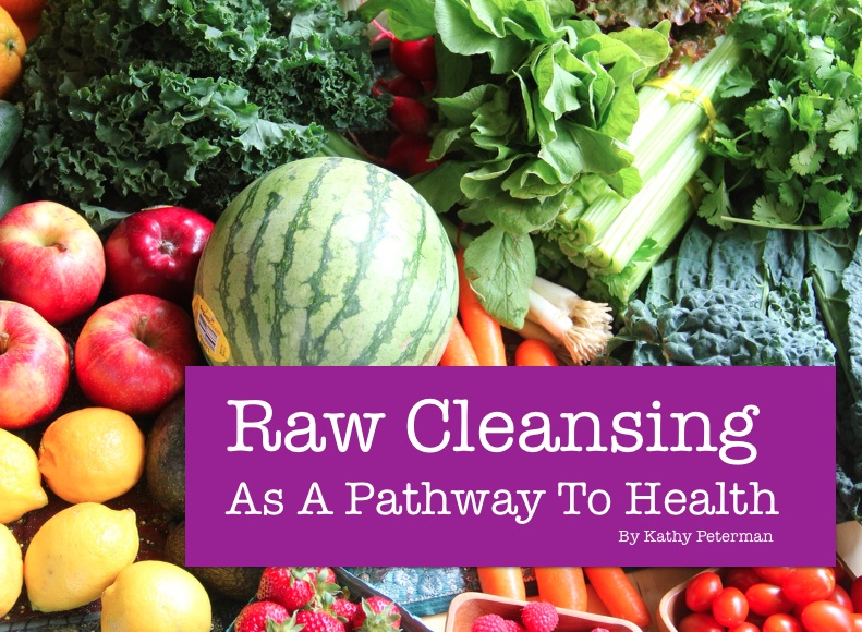 Raw Cleansing Cover