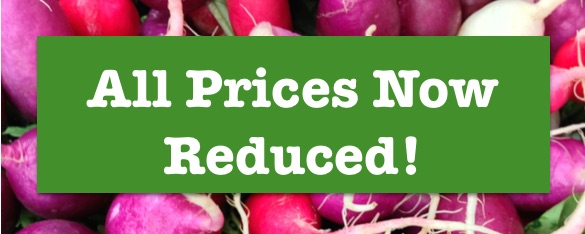 All prices now reduced!