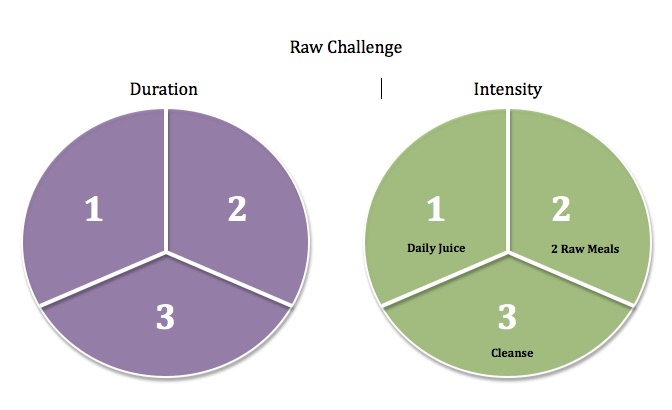 Raw Challenge Decision Tree