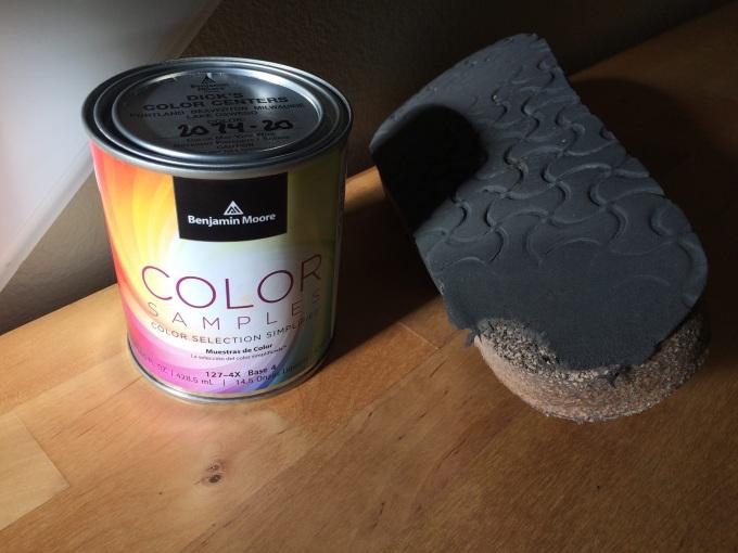 paint-shoe