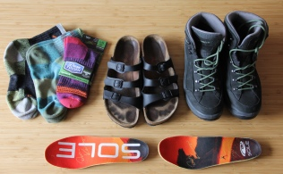 Basics for footwear