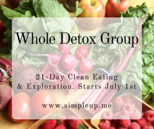 Whole Detox Group