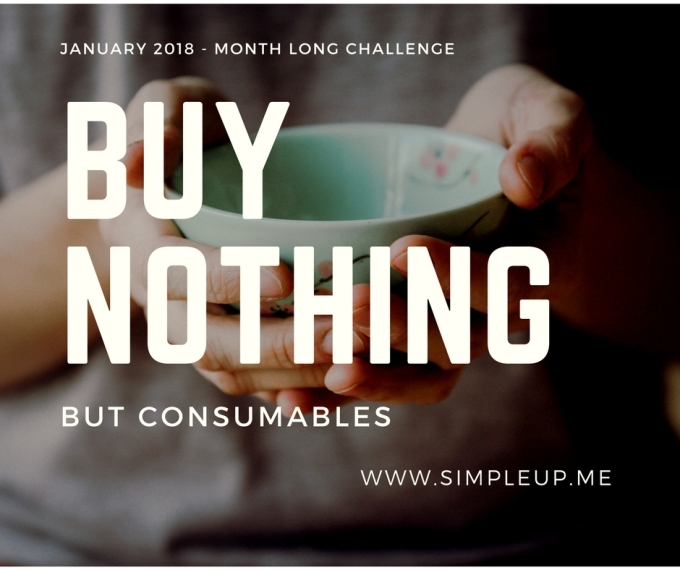Buy Nothing But Consumables – Round3